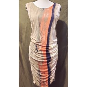 Rachel Rachel Roy Sleeveless Dress X-LARGE